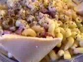 Macaroni-cheese Ham Dish